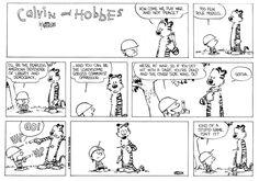 calvin and hobbes comics - Bing Images