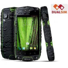 Le Crosscall Odyssey+ est un smartphone étanche à l'eau et à la poussière (IP68) destiné aux professionnels travaillant dans des conditions difficiles. Doté d'une coque durcie et d'un écran 4 pouces renforcé, ce mobile tout-terrain est d'une grande fiabilité au quotidien. Equipé de la 3G+, du WiFi-n et du Bluetooth 2.0, ce mobile Dual Sim garantit une couverture réseau optimale. Il est alimenté par un processeur Quad Core cadencé à 1,2 GHz et une batterie Lithium-polymère de 2930 mAh.Grâce à…