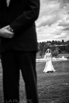 Should we do a first look? Blog post by J. La Plante Photo | Denver Wedding Photographers