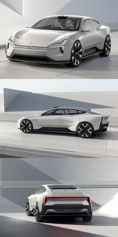 Presenting The Stunning Polestar Precept Concept. Polestar w… – Sport Cars Concept Bmw, Future Concept Cars, Future Car, Mercedes Concept, Ferrari F80, Maserati, Car Interior Design, Automotive Design, Audi Ai