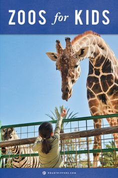 Take a day trip to one of these amazing Zoos with your kids!