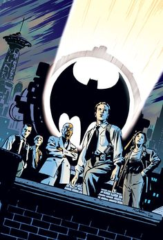 Batman: Gotham Central #1//Michael Lark/T