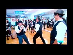 Professor Mark P. Donnelly and The Bartitsu Club of New York City on The Travel Channel