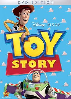 Toy Story - In this 3D computer animated feature, a pull-string cowboy doll is the leader of the toys until the latest, greatest action figure enters the picture. When the toy rivals are separated from thei rowner, they ultimately learn to put aside