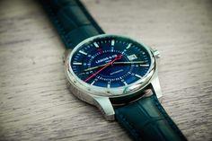 Lebois & Co Avantgarde Date Watch