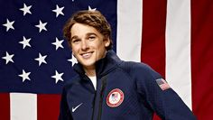 mmhmm God bless America Nick Goepper: the first American to lock down a spot on the first Olympic ski slopestyle team Nbc Olympics, Winter Olympics, Nick Goepper, Pretty People, Beautiful People, Freestyle Skiing, Really Hot Guys, You're Hot, Attractive Guys