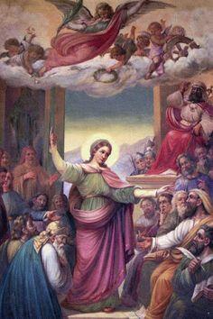 Santos, Beatos, Veneráveis e Servos de Deus: SANTA CATARINA DE ALEXANDRIA e a Serenidade.