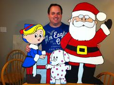 A blog about Christmas yard art and other crafts