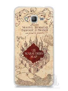 Capa Samsung Gran Prime Harry Potter #1