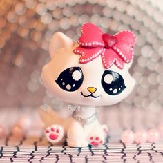 lps customs | Charmmy Kitty inspired LPS custom by pia-chu