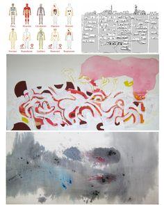 Libro de artista, proceso Yacimientos: Morir y Vivir