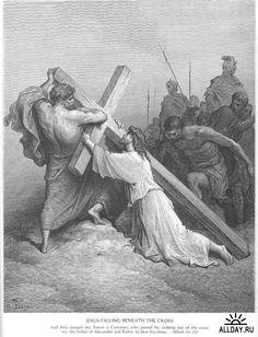 Иллюстрации Библии Г. Доре / The Paul Gustave Dore Bible Illustrations