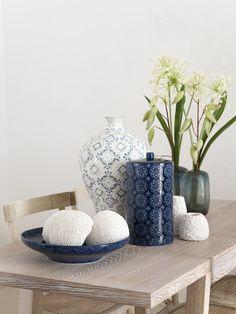 Шелковые цветы от SIA Home Fashion