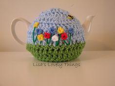 Spring Tea Cosy - The Supermums Craft Fair