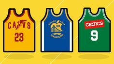 What if NBA jerseys had full-scale ads? Here's an illustrated look