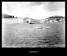 İstanbul-Yıldız Albümleri, Heybeliada