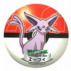 Pokemon 2006 Sapporo Ichiban Ramen AG Collection Series Espeon Sticker