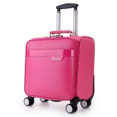 202428 Zipper Luggage PC Shell /& Metal Drawbar Rolling Luggage Bag Trolley Case Travel Suitcase Wheels Black, 28