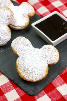 These Mickey beignets are crispy on the outside, and fluffy on the inside. This fun treat allows you to bring the magic of Disney to your own kitchen. Serve with a cold glass of milk, coffee, or tea for the perfect breakfast. You'll love the unique texture, and the delicious flavor. Sprinkle powdered sugar for the ultimate treat. Get your Disneyland craving no matter where you are with this recipe. Beignets also called french fritters are doughnuts made with yeast. The choux pastry also uses…