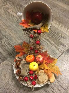 Zwevend herfst stukje