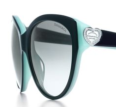 Tiffany & Co. | Item | Return to Tiffany™ cat eye sunglasses in acetate with Austrian crystals. | United States