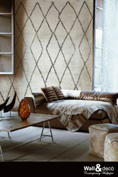 Wall & Deco Wallpaper from Pure Interiors, PYD Bldg, Waterloo, Sydney.