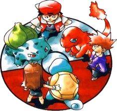 Pokemon Red Artwork  #pokemon #Gameboy #nintendo