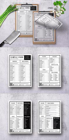 pin by ym e man on menu design pinterest menu templates brunch menu and menu