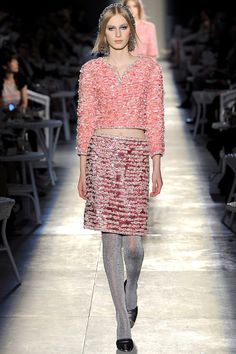 Chanel Fall 2012 Couture - Review - Vogue