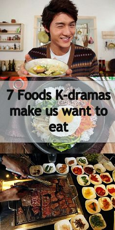 K-dramas make us hungry! 7 must-have foods after watching dramas