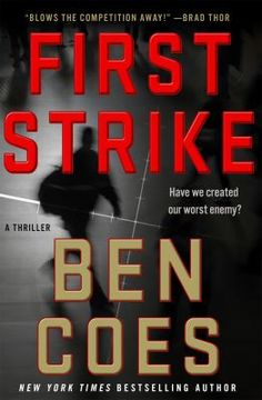 Cover image for First strike
