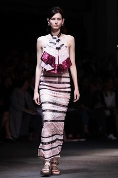 Givenchy Ready To Wear Spring Summer 2014 Paris