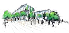 Sketchy Saturday |038 - Landscape Architects Network