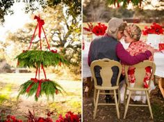 Shabby Chic JoyGuest post con Laura Ricevere con stile: a Christmas wedding!by Shabby Chic Joy