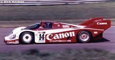 RSC Photo Gallery - Silverstone 1000 Kilometres 1984 - Porsche 956 no.14 - Racing Sports Cars