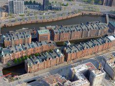 Die Hamburger Speicherstadt #Hamburg