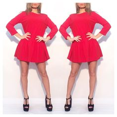 Mini dress < Red Passion > Ultimissimo    3271682018