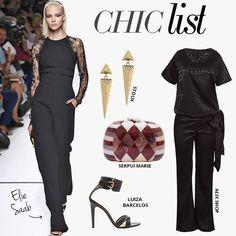 Compre moda com conteúdo, www.oqvestir.com.br #Fashion #Summer #chicList #Stoux #SerpuiMarie #LuizaBarcelos #AlixShop #Shop