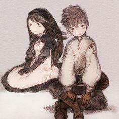 Agnes and Tiz