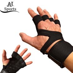 Office & School Supplies Enthusiastic 1 Pair S M L Hand Grip Synthetic Leather Cross Fit Gymnastics Guard Palm Protectors Glove Pull Up Bar Weight Lifting Glove Delicacies Loved By All