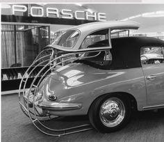Image may contain: car Porsche 356 Speedster, Porsche 550, Porsche Cars, Volkswagen, Ferdinand Porsche, Vintage Race Car, Chevrolet Impala, My Ride, Amazing Cars