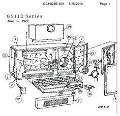 127 Best Lennox Conservator III G16XQ4-75-3 Wiring