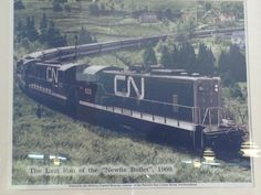 The last tun of the Newfie Bullet 1969 Newfoundland Canada, Newfoundland And Labrador, Canada Eh, Ocean Sounds, Canadian History, Old Trains, Holiday Places, Beautiful Sites, By Train
