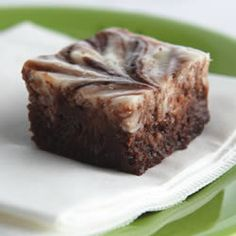 PHILLY Cheesecake Brownies Allrecipes.com