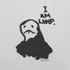 Part-time artist, full-time Lump. . . . #emotive #art #artist #black #marker #pen #paper #doodle #sketch #scribble #drawing #emotion #sad #follow #lump #white