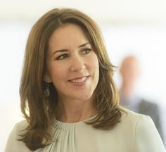 Crown Princess Mary visited the Strødammen Daycare Center