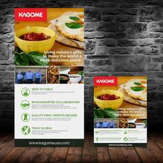 Create a compelling and beautiful poster for Kagome by MekMeLaf
