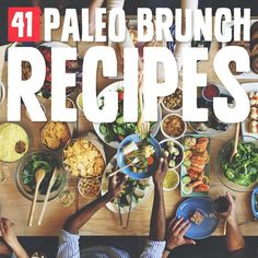 I just love having my friends over for brunch, and with these exciting Paleo brunch recipes I can keep it healthy while still delivering on taste.