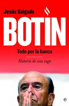 """Emilio Botín presidente del Banco Santander. DEP. Os recomendamos especialmente el #libro """"Emilio Botín.Todo por la banca"""", donde hace un recorrido por su vida y la de su familia."""