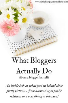 A Blogger Explains W
